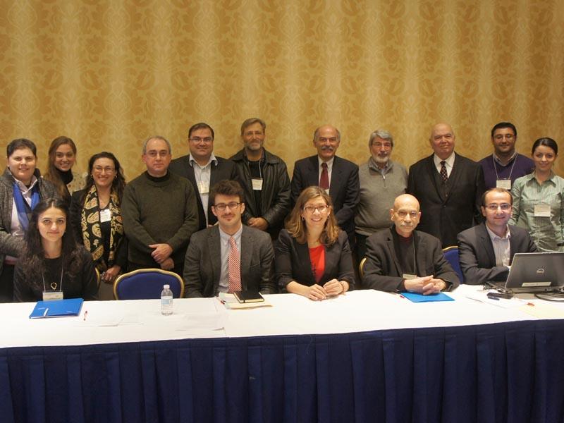 SAS Conference participants.